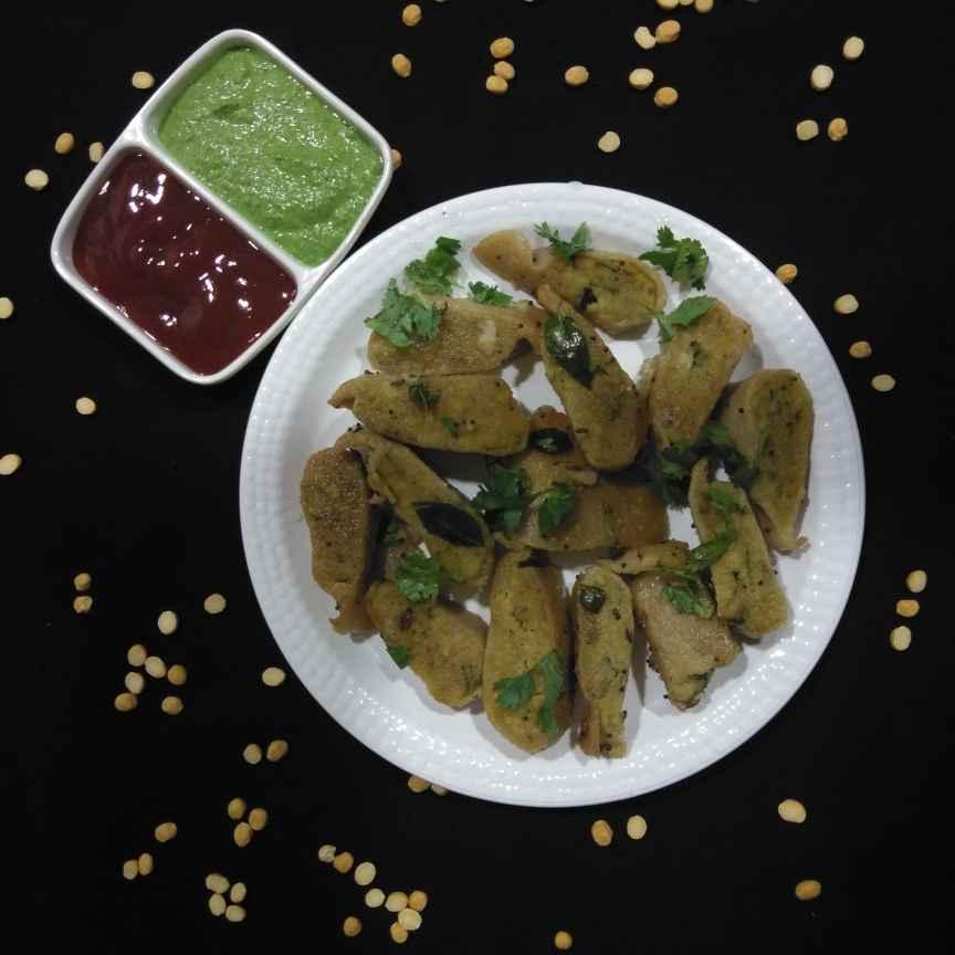 How to make Chana dal fara