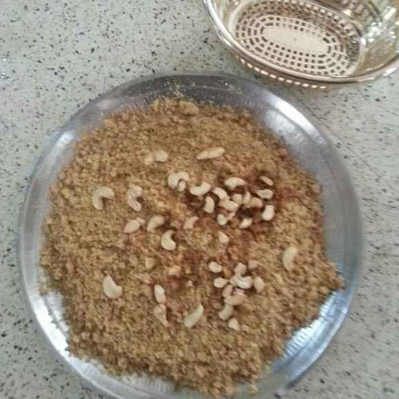 How to make Rice flour puttu