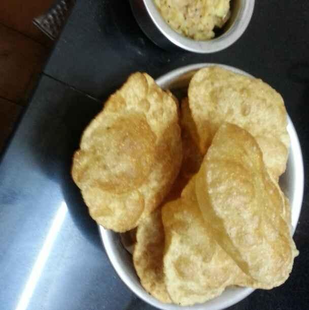 Photo of Poori masala by Kamala Nagarajan at BetterButter
