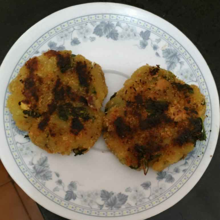 How to make Sweet potato cutlet