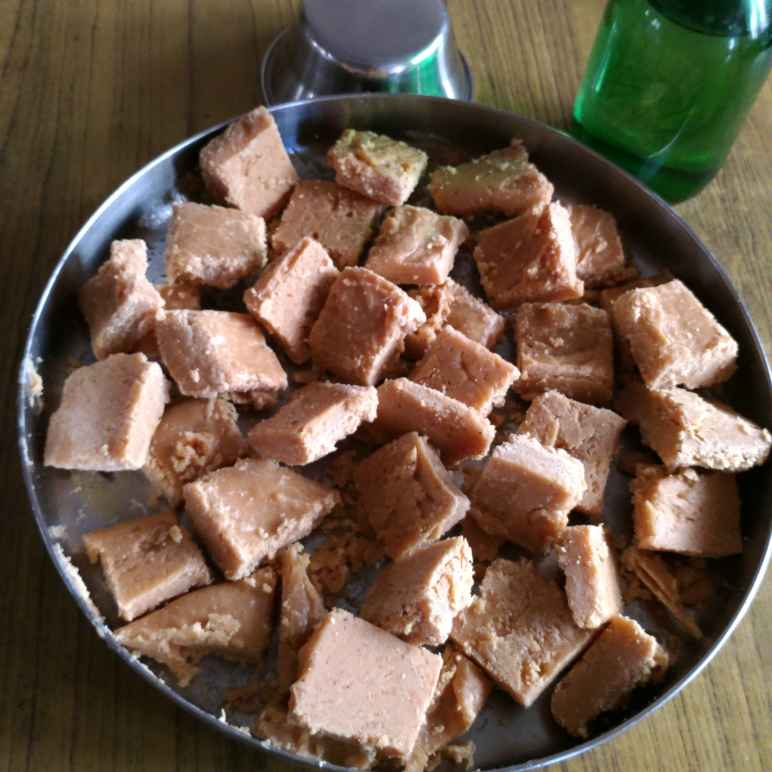 Photo of Milk sweet by Kamala Nagarajan at BetterButter