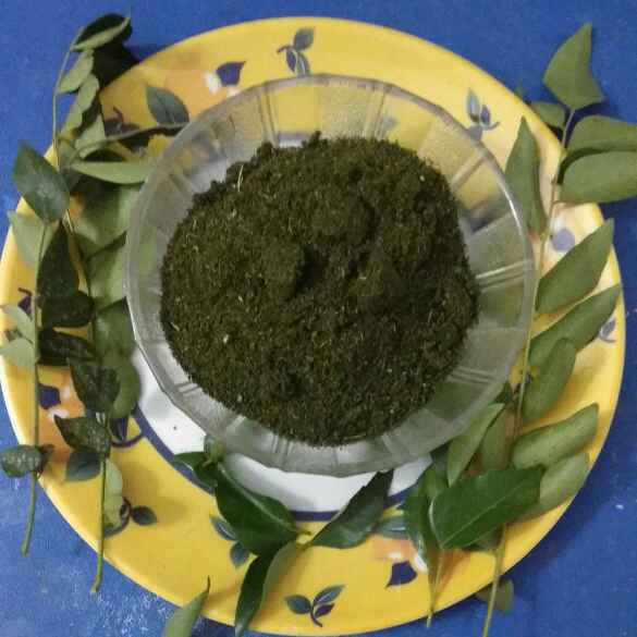 Photo of Curry leaves powder by kamala shankari at BetterButter