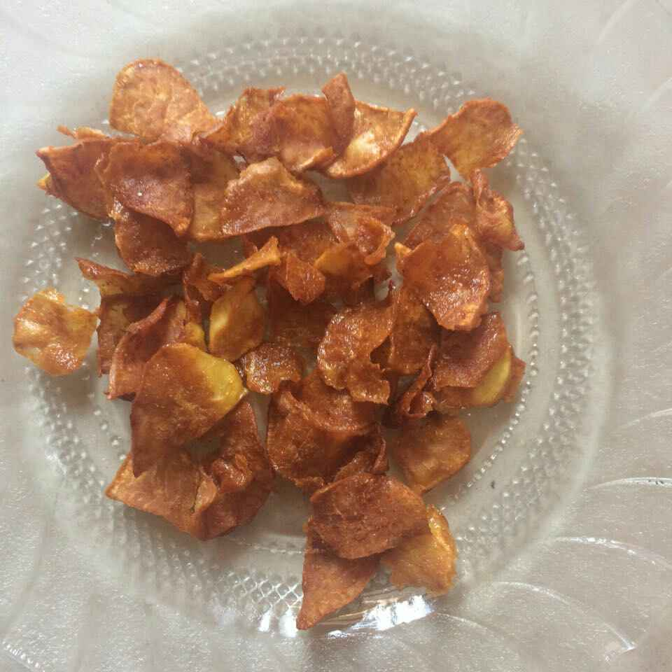 How to make Sweet potato chips