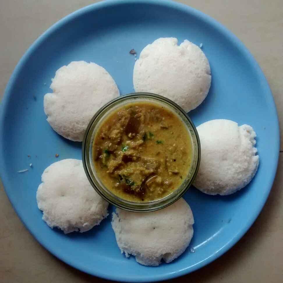 How to make Brinjal kichadi