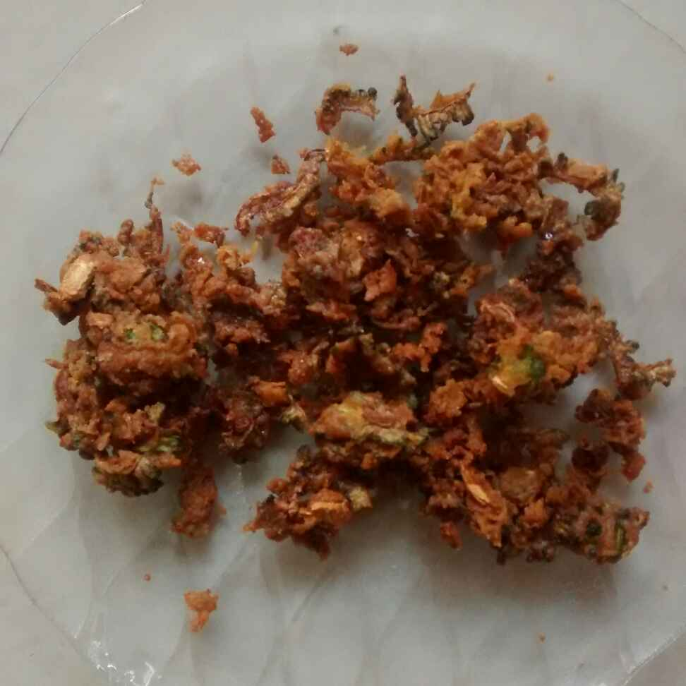 How to make Bitter gourd pakoda