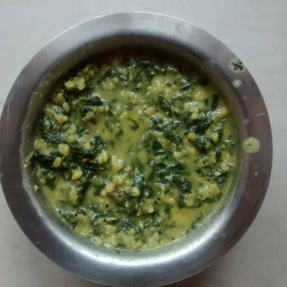 Photo of Manathakkali keerai kootu by kamala shankari at BetterButter