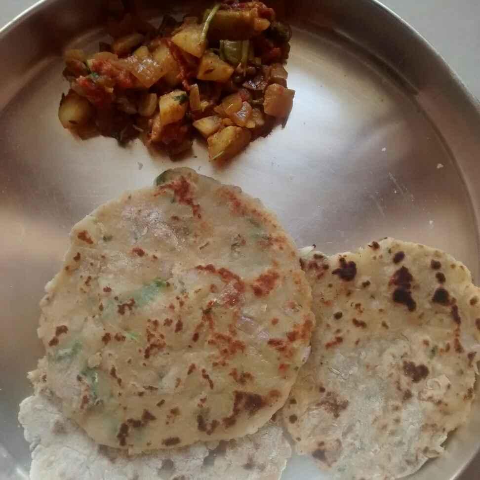 Photo of Potato parotta by kamala shankari at BetterButter
