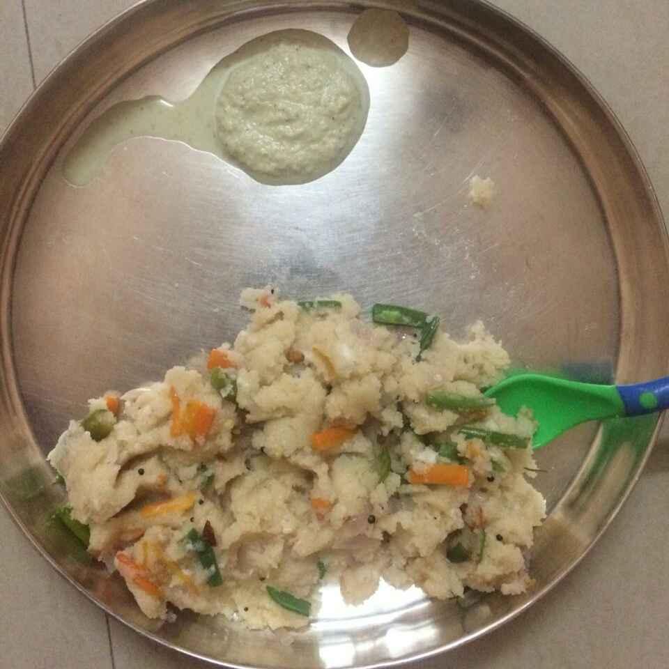 Photo of Vegetable rava kichadi by kamala shankari at BetterButter