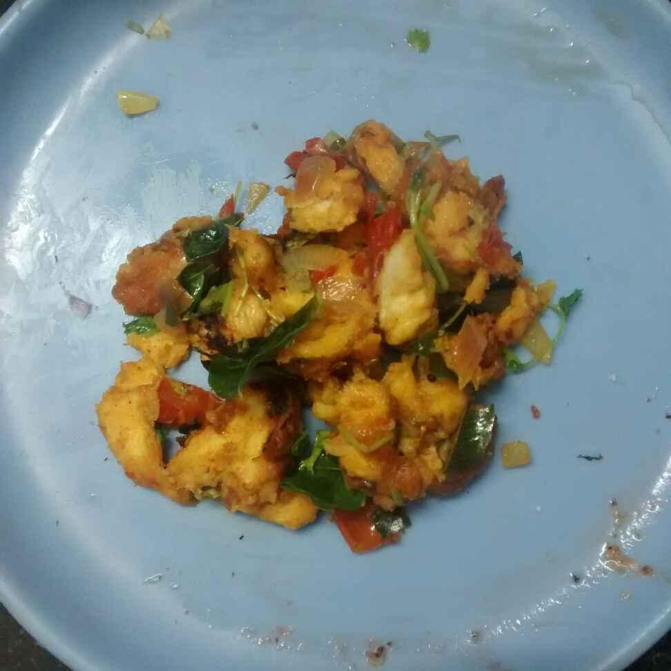 Photo of Tomato bread upma by kamala shankari at BetterButter