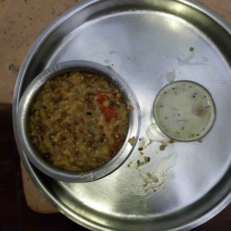 Photo of Protein pongal by kamala shankari at BetterButter