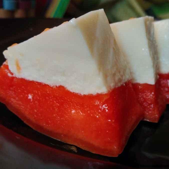 Photo of Papaya panna cotta by Kamalika Bhowmik at BetterButter