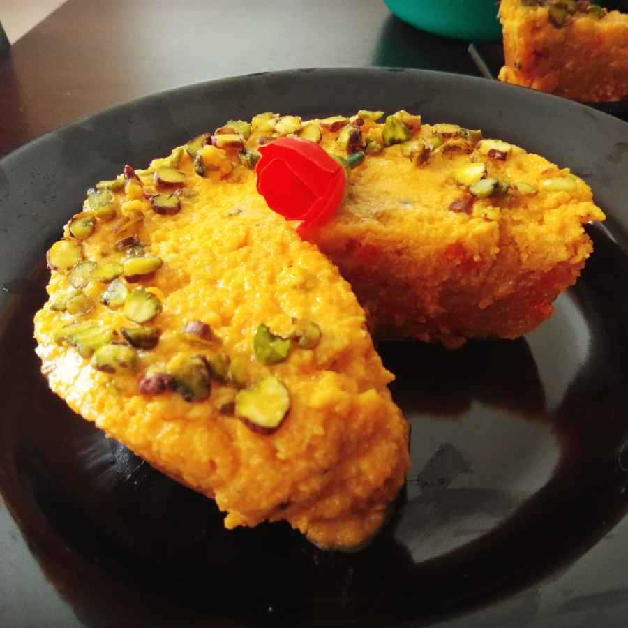 How to make বেকড বুন্দিয়া