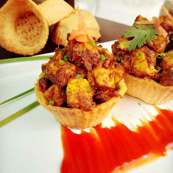 Photo of PEPPER fry paneer tart by Kamalika Bhowmik at BetterButter