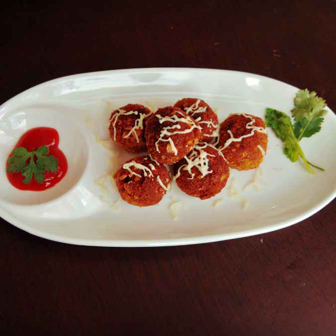Photo of Eggplant meat ball by Kamalika Bhowmik at BetterButter