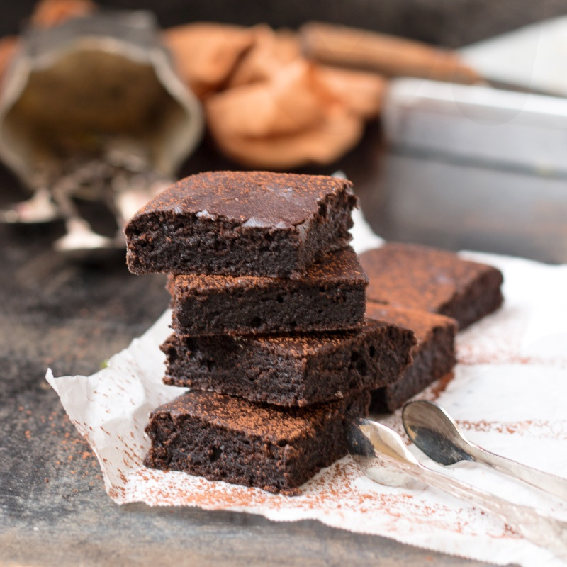 How to make Low Fat Brownie