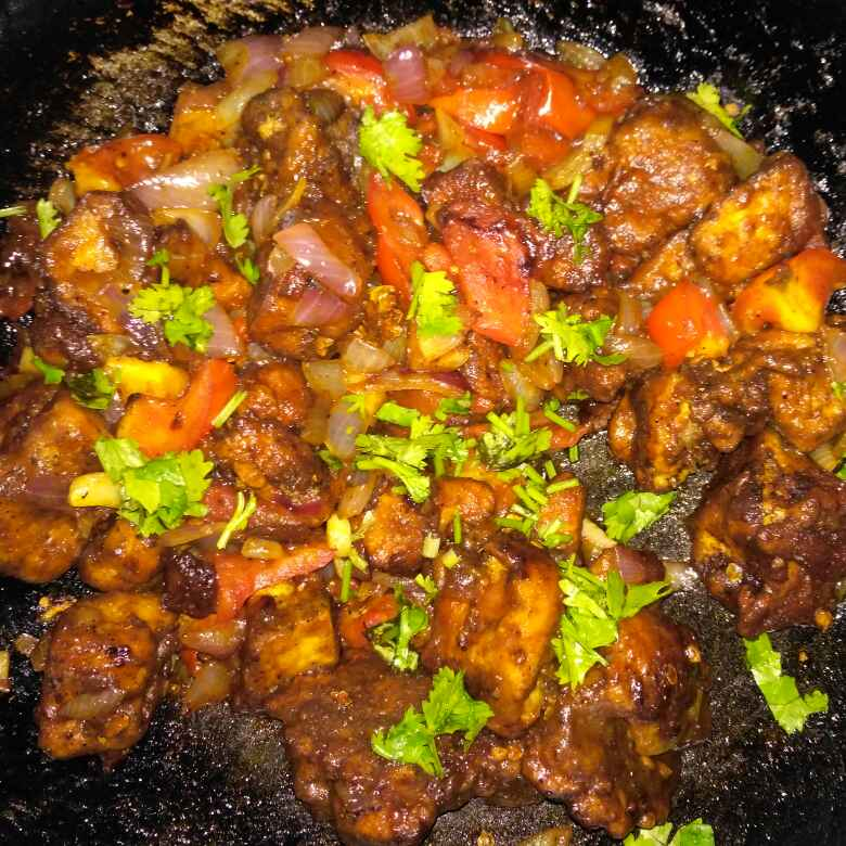 How to make Egg manchurian