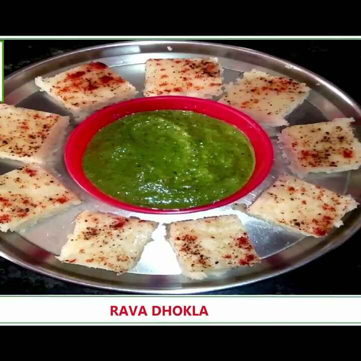 How to make Rava dhokla