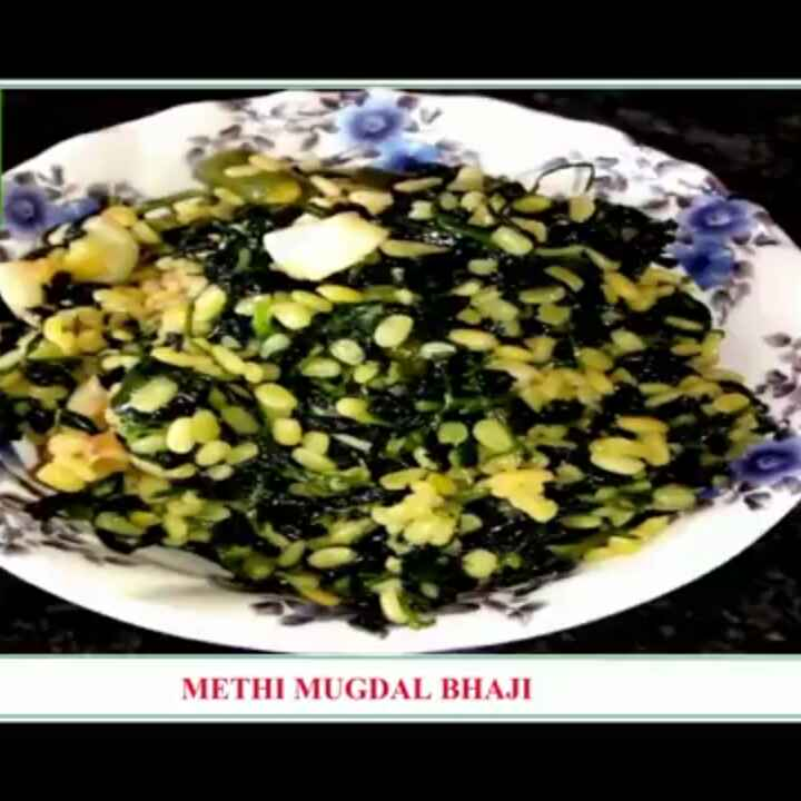 Photo of Methi moongdal vegitable by kanchan date at BetterButter