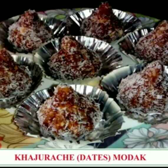Photo of Date,s Modak by kanchan date at BetterButter