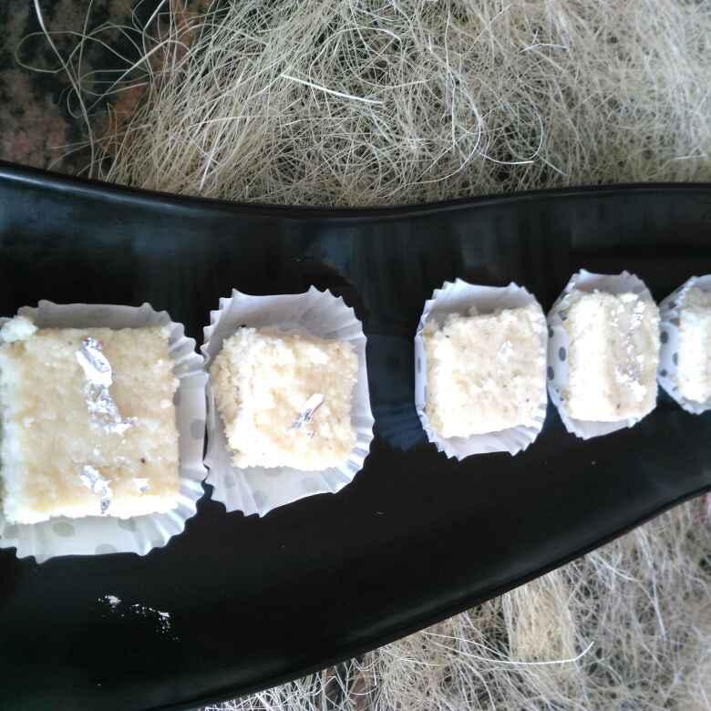 How to make Coconut Burfi