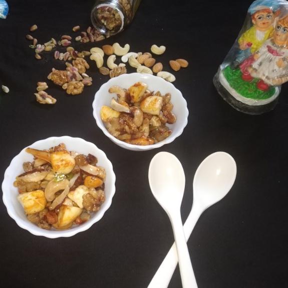 How to make kashmiri Shufta