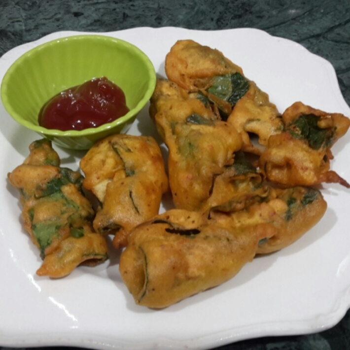 Photo of Fusion Pakode by Kanchan Talreja at BetterButter