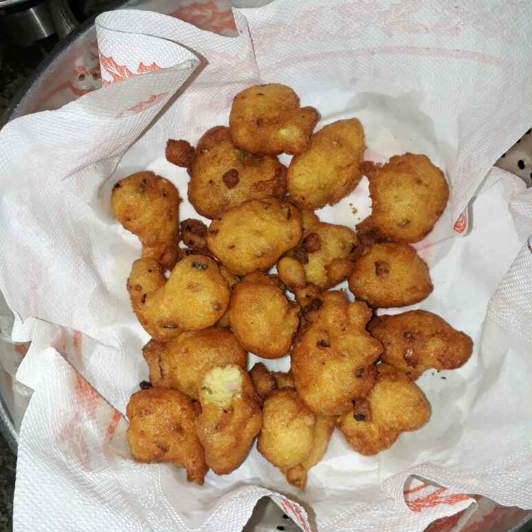 Photo of Moong dal pakode by Kanica Goel at BetterButter