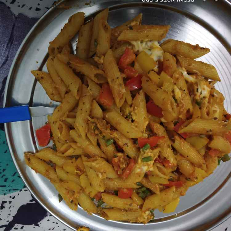 How to make red sauce pasta