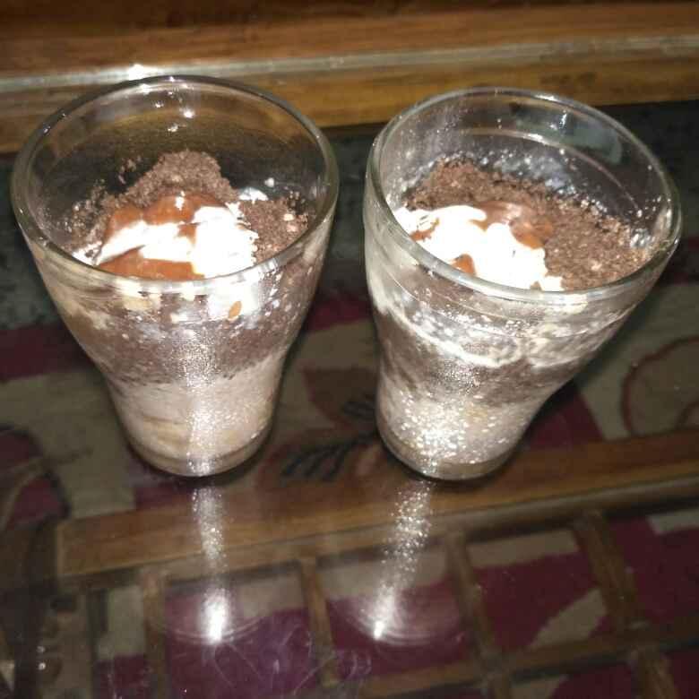 Photo of Oreo chocolate mocha by Kanupriya  at BetterButter