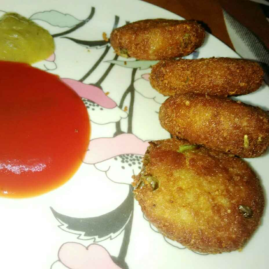 How to make Veg cutlets
