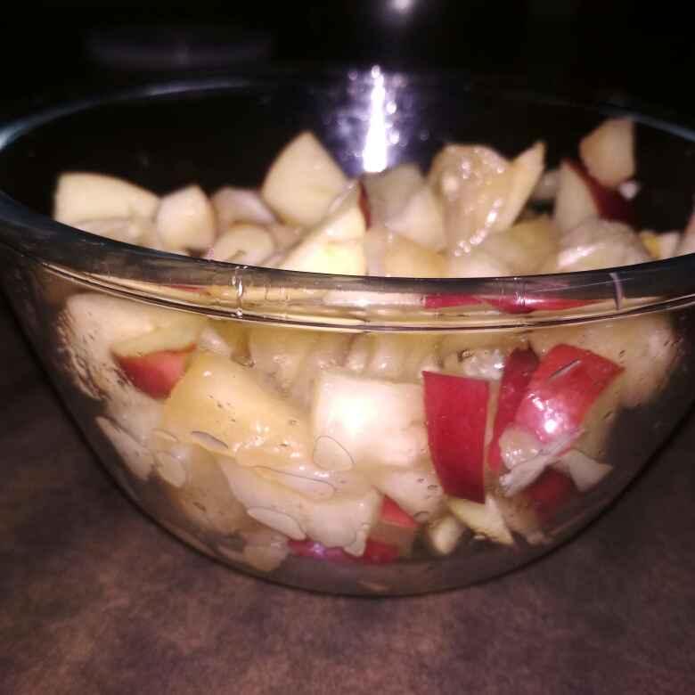 How to make Pineapple salad