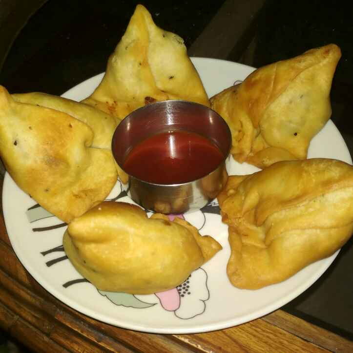 How to make Hot samosas