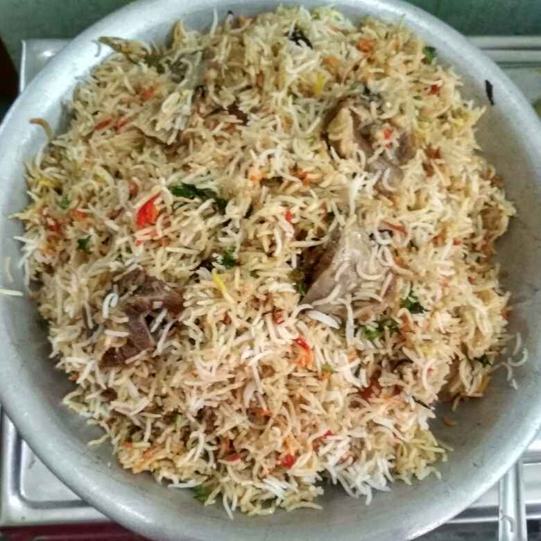 Photo of Mutton biryani by Kanupriya  at BetterButter