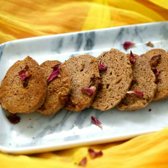 How to make Ragi flour biscuit