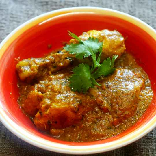How to make Dhaba style chicken masala