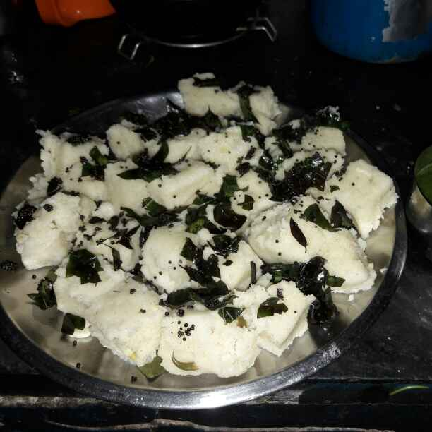 How to make Suji dhokla