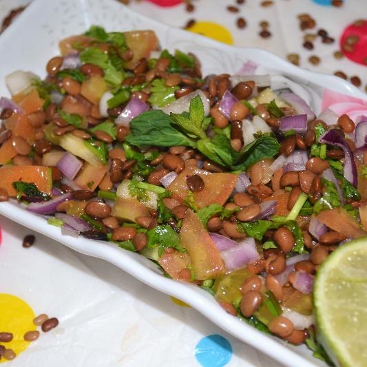 How to make Horse gram salad