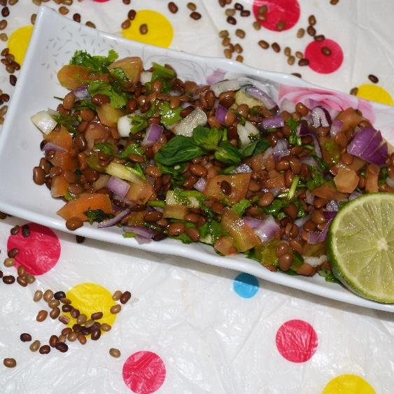 Photo of Horse gram salad by Karkuzhali Shanmugam at BetterButter