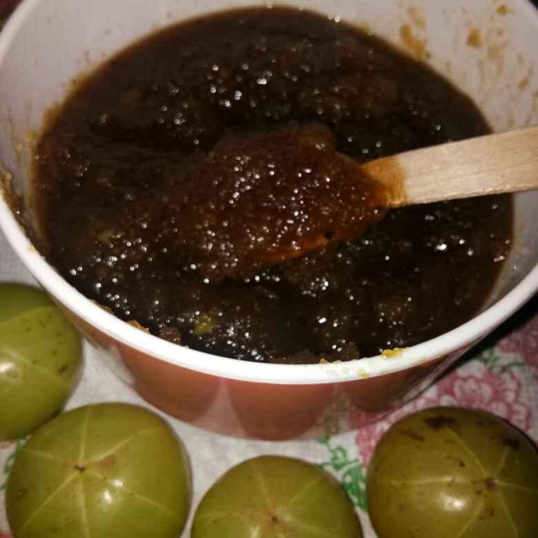 How to make Amla khatti meethi Chatney