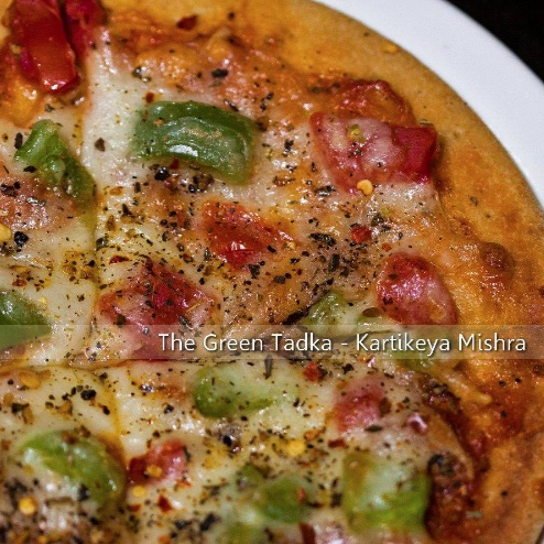 How to make Whole Wheat No Yeast Pizza