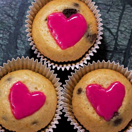 How to make Valentine's Day Special Marble Cupcakes
