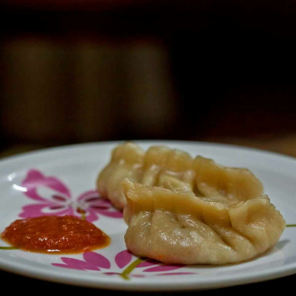 How to make Steamed Veg Momos
