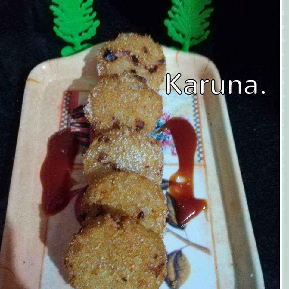 Photo of Poha cutlet by Karuna Chandwani at BetterButter