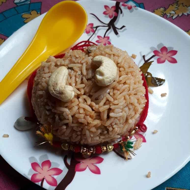 Photo of South famous Vangi bath rice by Karuna Chandwani at BetterButter
