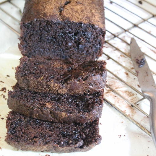 How to make Chocolate and Zucchini Loaf