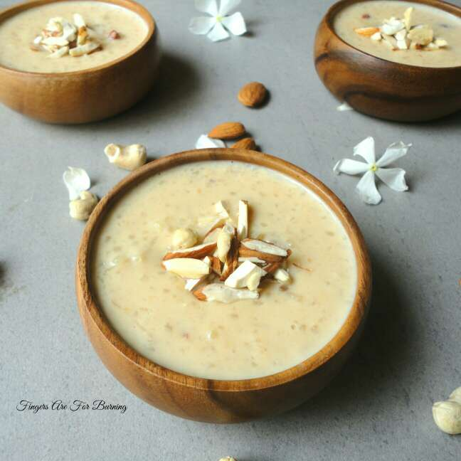 Photo of Kheer (Rice Pudding) by Karuna Kumar at BetterButter