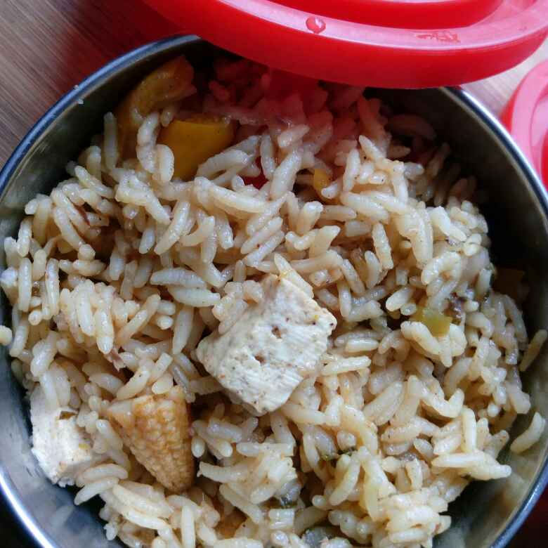 Photo of calcium and protein rich lunch box by Karuna Pooja at BetterButter