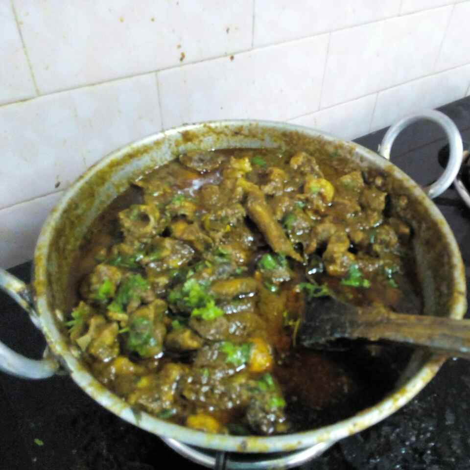 How to make Kongu style country chicken fry