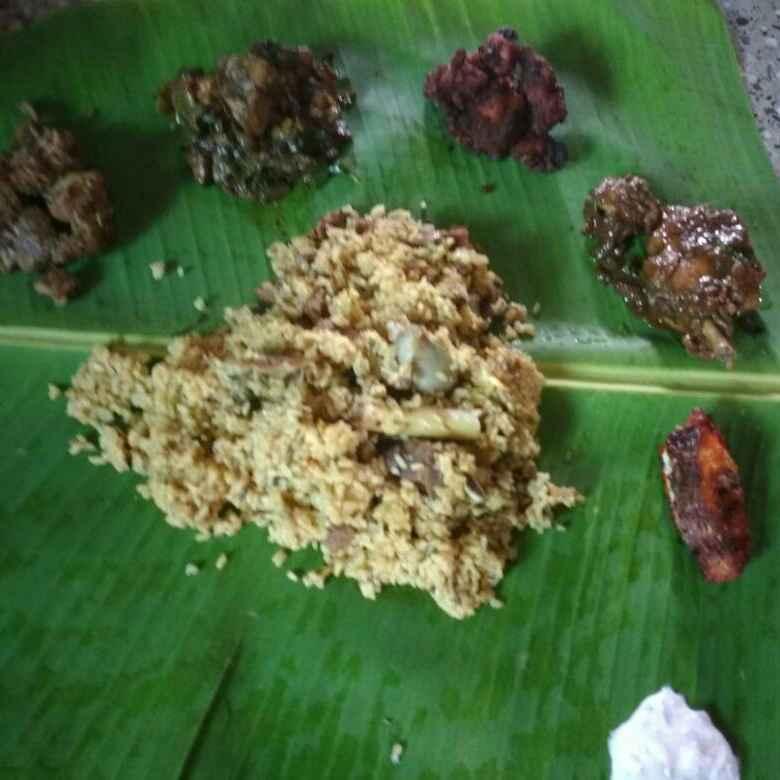 How to make Ambur special mutton biryani