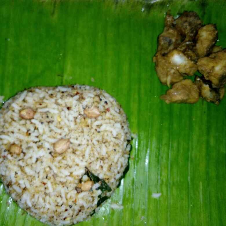 Photo of Peanut masala rice by Karuna pooja at BetterButter